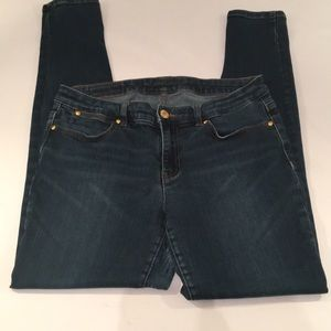 Michael Kors Women's Skinny jeans size 8 stretch